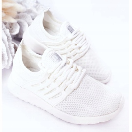 Children's Sport Shoes Sneakers Big Star HH374215 White 4
