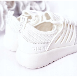 Children's Sport Shoes Sneakers Big Star HH374215 White 1