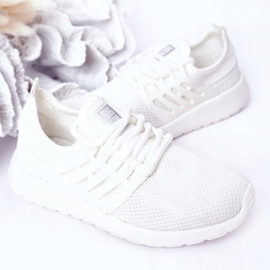 Children's Sport Shoes Sneakers Big Star HH374215 White 5