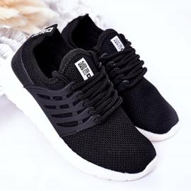 Children's Sport Shoes Sneakers Big Star HH374216 Black 2