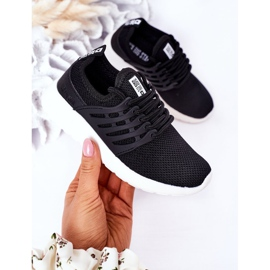 Children's Sport Shoes Sneakers Big Star HH374216 Black 3