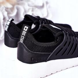 Children's Sport Shoes Sneakers Big Star HH374216 Black 4