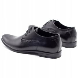 Polbut Black men's formal shoes C9 5