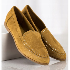 Coura Classic Suede Lords yellow 2