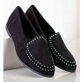 Coura Classic Suede Lords black 2