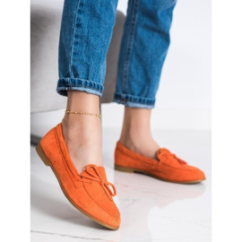 Coura Casual Orange Lords 2