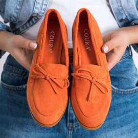 Coura Casual Orange Lords 1