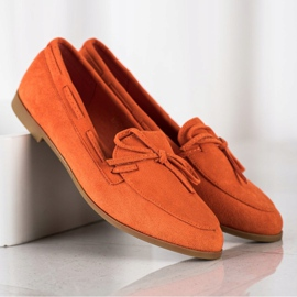 Coura Casual Orange Lords 3