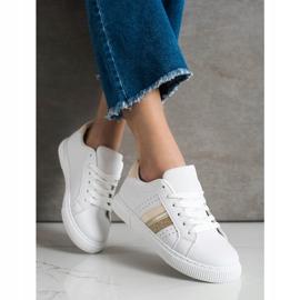 Marquiz Fashionable Sport Shoes white 2