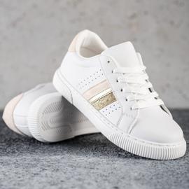 Marquiz Fashionable Sport Shoes white 1