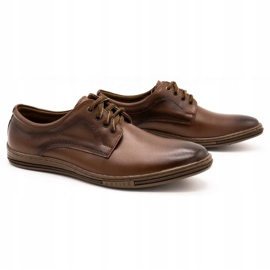 Lukas Leather shoes for men 295LU brown 3