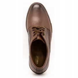 Lukas Leather shoes for men 295LU brown 9