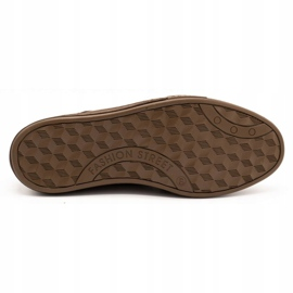 Lukas Leather shoes for men 295LU brown 1