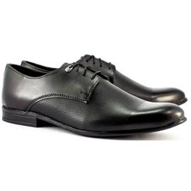 Olivier Men's formal shoes 300M1GT black 2