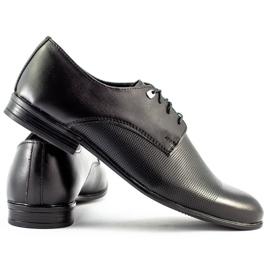 Olivier Men's formal shoes 300M1GT black 4