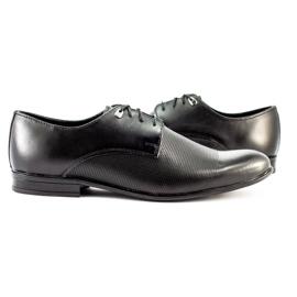 Olivier Men's formal shoes 300M1GT black 5
