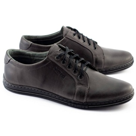Polbut Men's shoes 320 gray grey 1