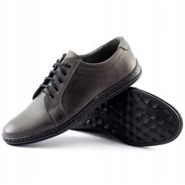 Polbut Men's shoes 320 gray grey 2