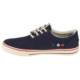Tommy Hilfiger Jeans Textile Sneaker M EM0EM00001-006 shoes navy blue 1