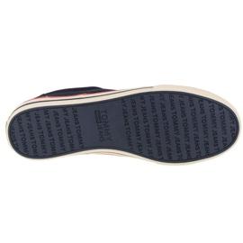 Tommy Hilfiger Jeans Textile Sneaker M EM0EM00001-006 shoes navy blue 3