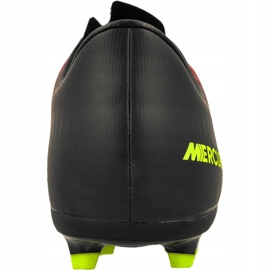 Nike Mercurial Vapor Xi Fg Jr 831945-870 football shoes multicolored red 3