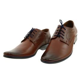Lukas Men's formal shoes 277 brown 2