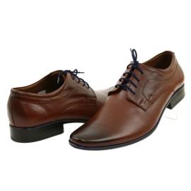 Lukas Men's formal shoes 277 brown 3