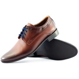 Lukas Men's formal shoes 277 brown 6