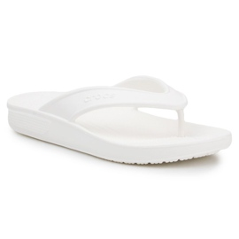 Crocs Classic Ii Flip W 206119-100 flip-flops white 2
