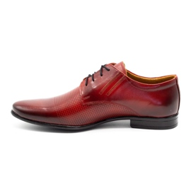 Olivier Formal shoes 482 red 1