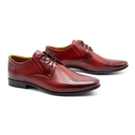 Olivier Formal shoes 482 red 2