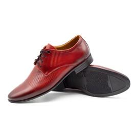 Olivier Formal shoes 482 red 3