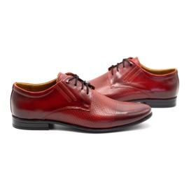 Olivier Formal shoes 482 red 5