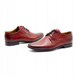Olivier Formal shoes 482 red 6