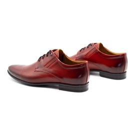 Olivier Formal shoes 482 red 7