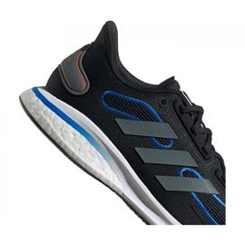 Adidas Supernova M FW1197 shoes black 2