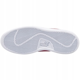 Puma Smash v2 Buck Jr 365182 26 shoes black 2