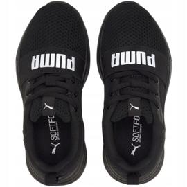 Puma Wired Run Jr 374216 01 black 3