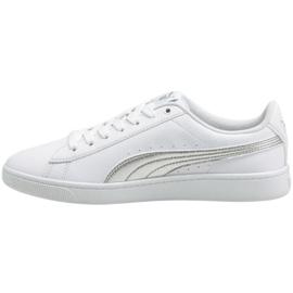 Puma Vikky v2 Metallic W 380667 01 white 2