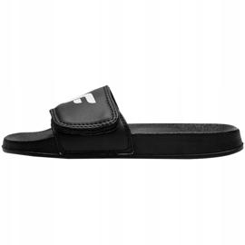 4F Jr HJL21 JKLM001 20S slippers black 1