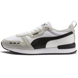 Puma R78 Puma M 373117 02 white black grey 1