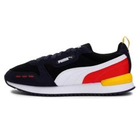Shoes Puma R78 M 373117 26 navy multicolored 1