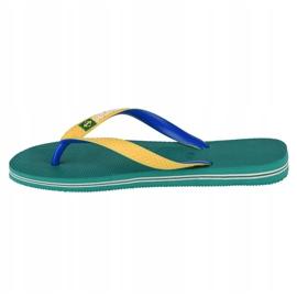 Havaianas Brasil Mix W 4123206-2078 flip-flops green 1