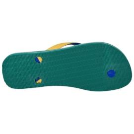 Havaianas Brasil Mix W 4123206-2078 flip-flops green 3