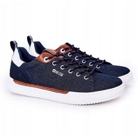 Men's Sneakers Big Star HH174163 Navy blue 5