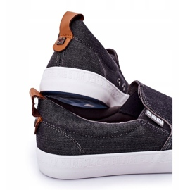 Men's Sneakers Slip-On Big Star DD174162 Gray grey 2