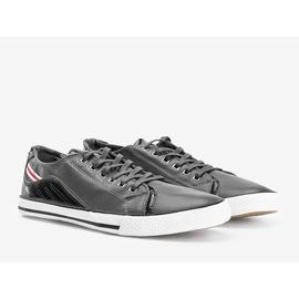 Gray Darion men's sneakers grey 1