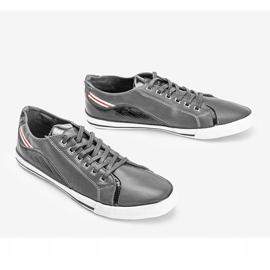 Gray Darion men's sneakers grey 2