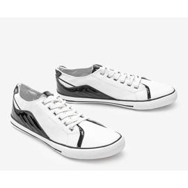Darion men's white sneakers 2