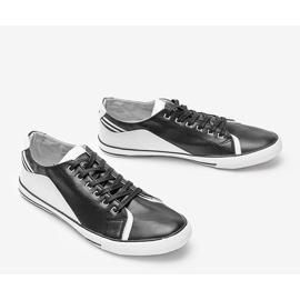 Black Darion men's sneakers 2